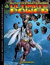 Mutants & Masterminds: Ultimate Power Sourcebook