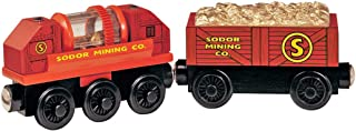 Learning Curve Thomas & Friends Wooden Railway - Gold Prospector's Cars