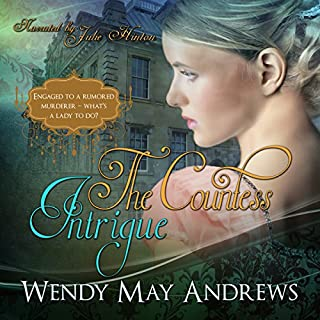 The Countess Intrigue audiobook cover art