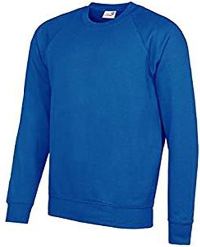 Awdis - Sweat-Shirt - Moderne - Homme Academy Royal bleu S