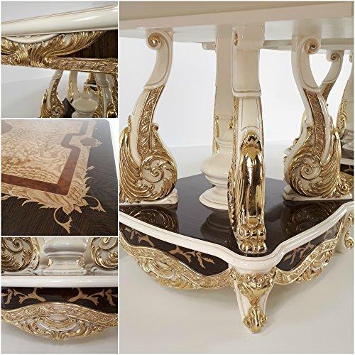 Klassisch luxuriöses Esszimmer set – kaufen  Bild 1*