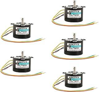 AC 220 (V) 5 RPM 10 RPM 15 RPM 30 RPM 50 RPM Synchrone motor met lage snelheid, 6-10 W elektrische motor met geringe gelui...