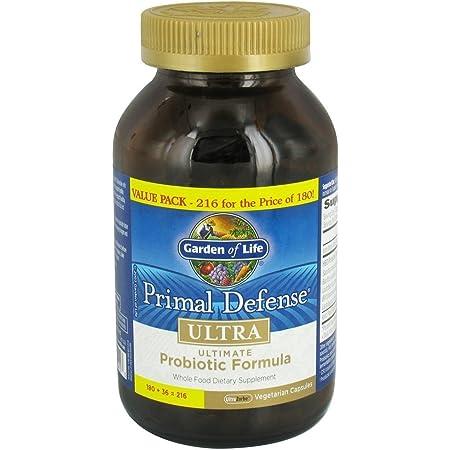 Garden of Life Primal Defense Ultra Ultimate Probiotics Formula
