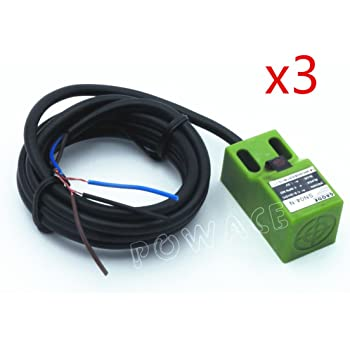 SN04-N 4mm Green Inductive Proximity Sensor Detection Switch CNC NPN NO DC 6-36V