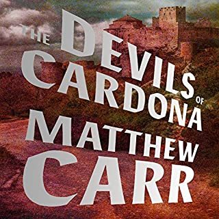 The Devils of Cardona audiobook cover art
