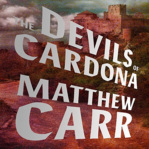 The Devils of Cardona audiobook cover art