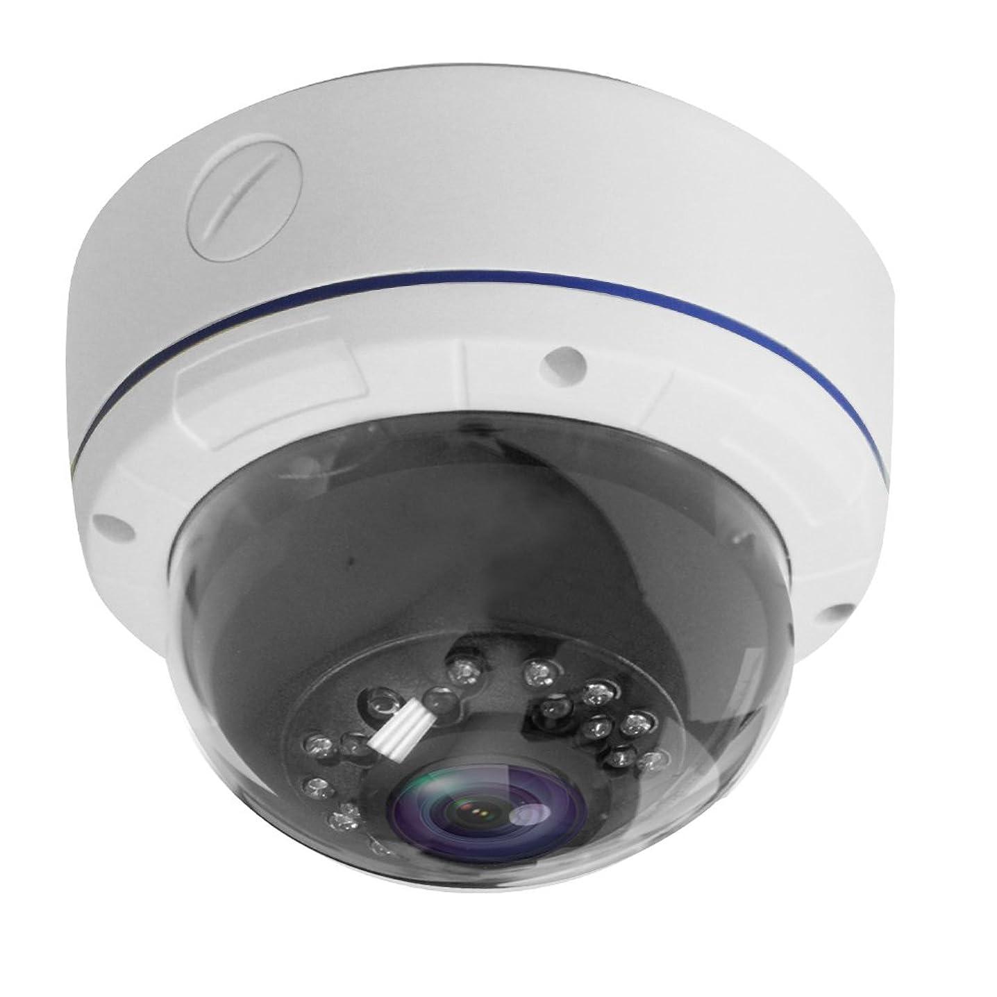 Gawker 2.8-12mm Varifocal 2.2MP Sensor Lens Dome CCTV Security Camera,1080P 4in1 HD-TVI default/AHD/CVI/CVBS video out,IP66 Vandalproof Outdoor/Indoor Surveillance,100ft Smart IR,DC12V/AC24V,G830QHDW2