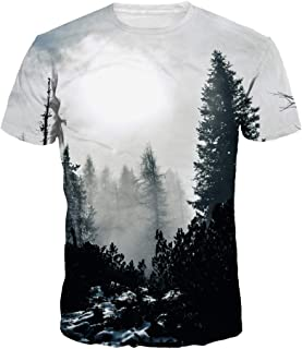 """Lora""""s Unisex 3D Printed Graphic T Shirt Personalized Short Sleeve Tee Shirt Tops"""