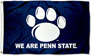 Penn State Nittany Lions We are PSU University Large College Flag