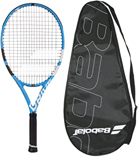 Babolat 2018-2020 Pure Drive 25 - Strung with Cover - Adult Technology Scaled for Junior Player