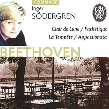 Beethoven: Piano Sonatas Nos. 17, 23, 14 & 8