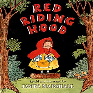 Red Riding Hood cover art