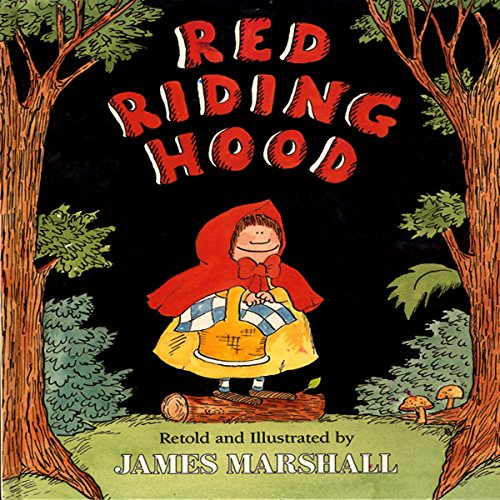 Red Riding Hood audiobook cover art