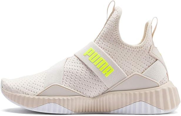 Amazon.com   PUMA Womens Defy Mid Core Slip On Sneakers Shoes ...