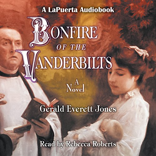 Bonfire of the Vanderbilts audiobook cover art