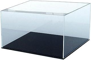 ORUS - Teck avec base noire format 30 x 35 x 20(h)