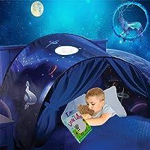 Nifogo Tienda de campaña Carpa Infantil para Cama Carpa de Juego niños, Plegable Carpa De Ensueño Dormitorio Decoración Regalo de cumpleaños