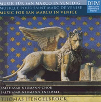 Musik für San Marco in Venedig/Musique Pour Saint Marc De Venise/Music For San Marco In Venice