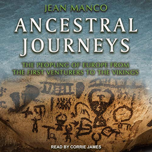 Ancestral Journeys  By  cover art