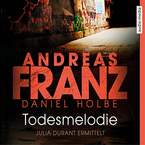 Todesmelodie cover art