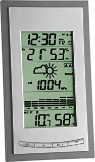TFA 35.1078.10.IT estación metereológica - Estación meteorológica (AA, Gris, Plata, 100 x 35 x 180 mm)