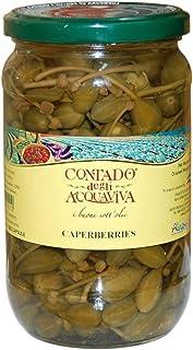 Contado Caperberries In Vinegar, 720ml
