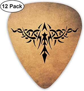 Judas Priest Guitar Picks Triangle Guitar Plectrums 12 Pack 3 Thicknesses