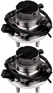 crown vic front hub replacement