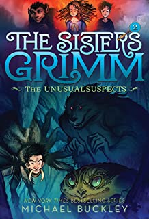 Sisters Grimm: Book Two: The Unusual Suspects (10th anniversary reissue)