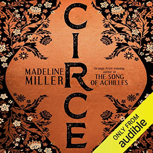Circe audiobook cover art
