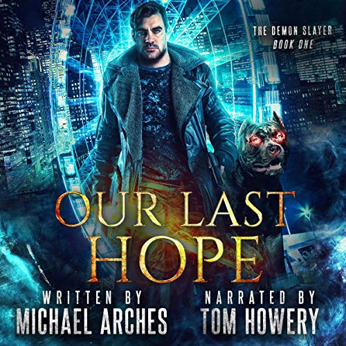Our Last Hope audiobook cover art