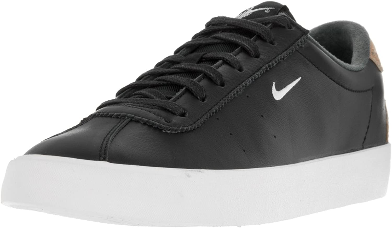 Nike Match Classic Suede Schuhe Herren Turnschuhe Turnschuhe Schwarz 844611 001 B002ERB9SE  Erste Qualität