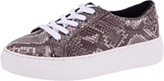 Sofree Women's Fashion Slip on Platform Sneakers