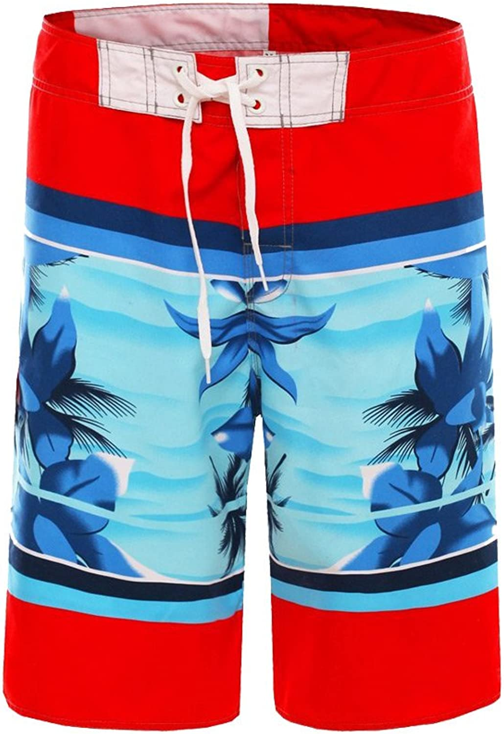 Clothin Outdoor Water Sports Men's Surfing Boardshorts with Pocket
