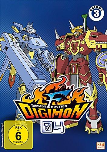 Digimon Frontier, Vol. 3 [3 DVDs]