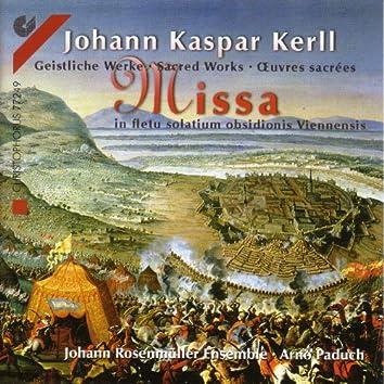 Kerll, J.: Choral Music