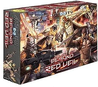 Corvus Belli Beyond Red Veil Expansion Pack