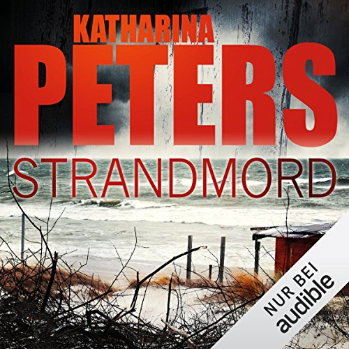 Strandmord audiobook cover art