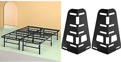 Zinus Shawn 14 Inch SmartBase Mattress Foundation/Platform Bed Frame/Box Spring Replacement/Quiet Noise-Free/Maximum Under...