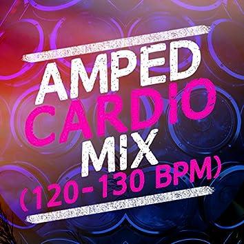 Amped Cardio Mix (120-130 BPM)