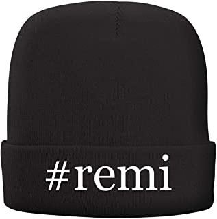#remi - Adult Hashtag Comfortable Fleece Lined Beanie