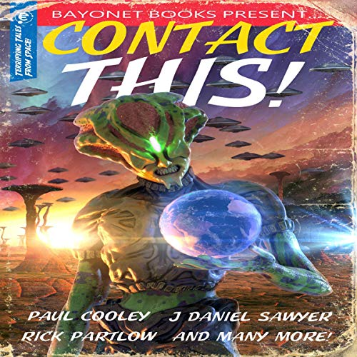 Contact This! audiobook cover art