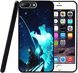 Gen-ji Over-Watch iPhone 8 Plus Case/iPhone 7 Plus Case Custom Mobile Phone Shell Cover for iPhone 7 Plus / 8 Plus
