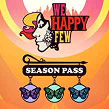 We Happy Few: Season Pass - PS4 [Digital Code]