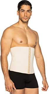 Equilibrium C4045 - Latex Belt Waist Trainer Cincher - Fajas Colombianas