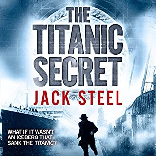 The Titanic Secret cover art