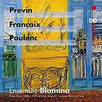 Francaix/Previn/Poulenc [Hybrid Sacd-Dsd]