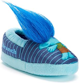 Dreamworks Boy's Trolls Branch Slippers
