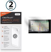 Garmin Nuvi 2789LMT Screen Protector, BoxWave [ClearTouch Anti-Glare (2-Pack)] Anti-Fingerprint Matte Film Skin for Garmin DriveTrack 70LMT) | Nuvi 2789LMT | DriveSmart 70LMT