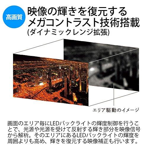 『シャープ 70V型 液晶 テレビ AQUOS LC-70X500 8K 2017年モデル』の5枚目の画像